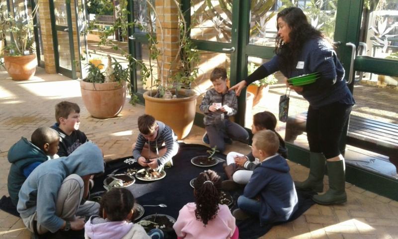 Winter Workshop - Indoor Waterwise Garden